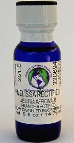 Melissa (Lemon Balm) (rectified) - .5 oz. - Product Image