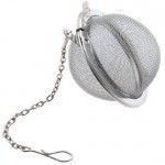 "Mesh Ball Shaped Tea & Spice Infuser 2.5"" - Product Image"