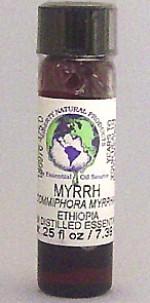 Myrrh - .25 oz. - Product Image