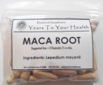 Maca Root  - Product Image