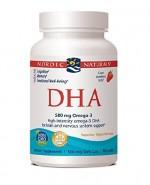Nordic Naturals - DHA - 500 mg - 90 Softgels - Product Image