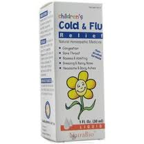Natra-Bio Children's Cold and Flu Relief - Product Image