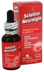 Natra-Bio Sciatica Neuralgia - Product Image