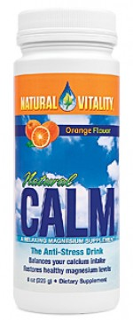 Natural Calm Orange - 8 oz. - Product Image