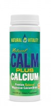Natural Calm Plus Calcium - 8 oz. - Product Image