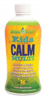 Natural Vitality Natural Kids Calm Multi - Product Image