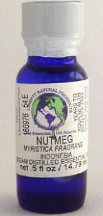 Nutmeg - .5 oz. - Product Image