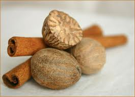 Nutmeg whole - per ounce - Product Image