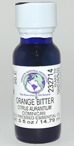 Orange, Bitter - .5 oz. - Product Image