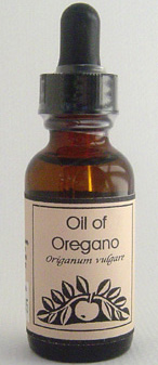Oregano Oil Blend - 1 oz. - Product Image