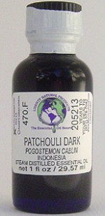Patchouli, Dark - 1 oz. - Product Image