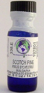 Pine, Scotch - .5 oz. - Product Image