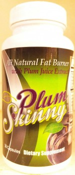 Plum Skinny - 30 Capsules - Product Image