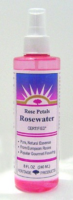 Rosewater  - 8 oz. - Product Image