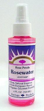 Rosewater - 4 oz. - Product Image