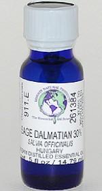 Sage, Dalmatian 30% - .5 oz. - Product Image