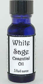 Sage, White - .5 oz. - Product Image