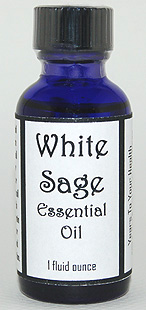 Sage, White - 1 oz. - Product Image