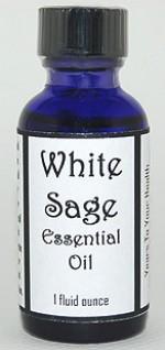 Sage, White - 1 oz. - Product Image