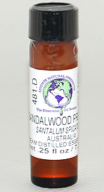 Sandalwood, Premium - .25 oz. - Product Image