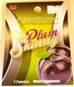 Plum Skinny - Trial Packet  - Product Image