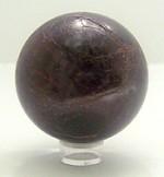 Star Garnet Sphere - Product Image