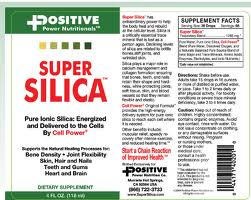 Super Silica 4oz - Product Image