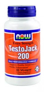 NOW - TESTO JACK 200 EXTRA - Product Image