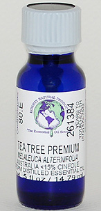 Tea Tree, Premium - .5 oz. - Product Image