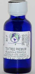 Tea Tree, Premium - 1 oz. - Product Image