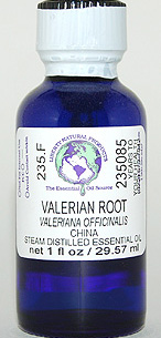 Valerian Root - 1 oz. - Product Image