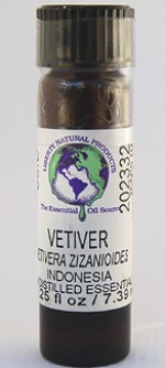 Vetiver - .25 oz. - Product Image