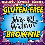 Wacky Walnut Brownie  - Product Image