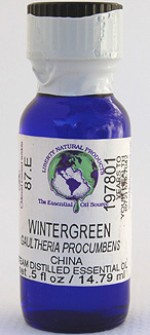 Wintergreen - .5 oz. - Product Image