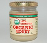 YS Organic Bee Farms 100% Certified Organic Honey - 8 oz. - #126 - Product Image