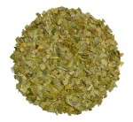 Yerba Mate Leaf (green) (caffeine) cut and sifted - Per Ounce/Oz. - Product Image