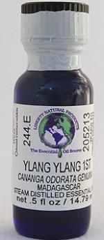 Ylang Ylang, 1st - .5 oz. - Product Image