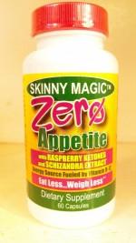 Zero Appetite - 60 Capsules - Product Image