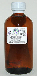 Apricot Kernel Oil - 8 oz. - Product Image