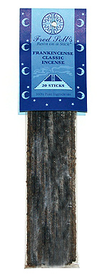 Fred Soll's Classic Frankincense Incense - 20 sticks - Product Image
