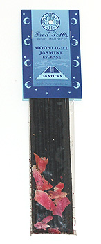 Fred Soll's Moonlight Jasmine Incense - 20 sticks - Product Image