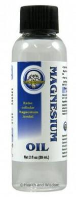 Magnesium Oil - 2 oz. - Product Image