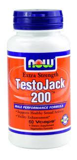 NOW - TESTO JACK 200 EXTRA - Product Image