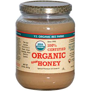 YS Organic Bee Farms 100% Certified Organic Honey - 32 oz. - #128 - Product Image