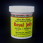 YS Organic Bee Farms Alive Bee Power 10,000 mg. Fresh Royal Jelly - 5.6 oz. - #440 - Product Image
